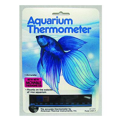 Best Aquarium Thermometers American Thermal Liquid Crystal Aquarium Thermometer