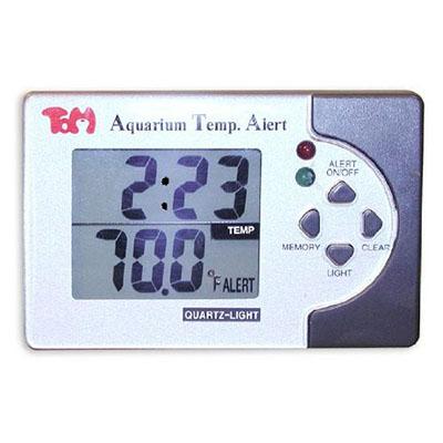 Best Aquarium Thermometers KollerCraft TOM Temp Alert Digital Thermometer